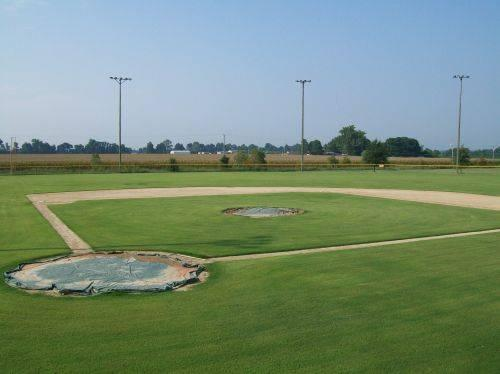 Wynne Sports Complex baseball field